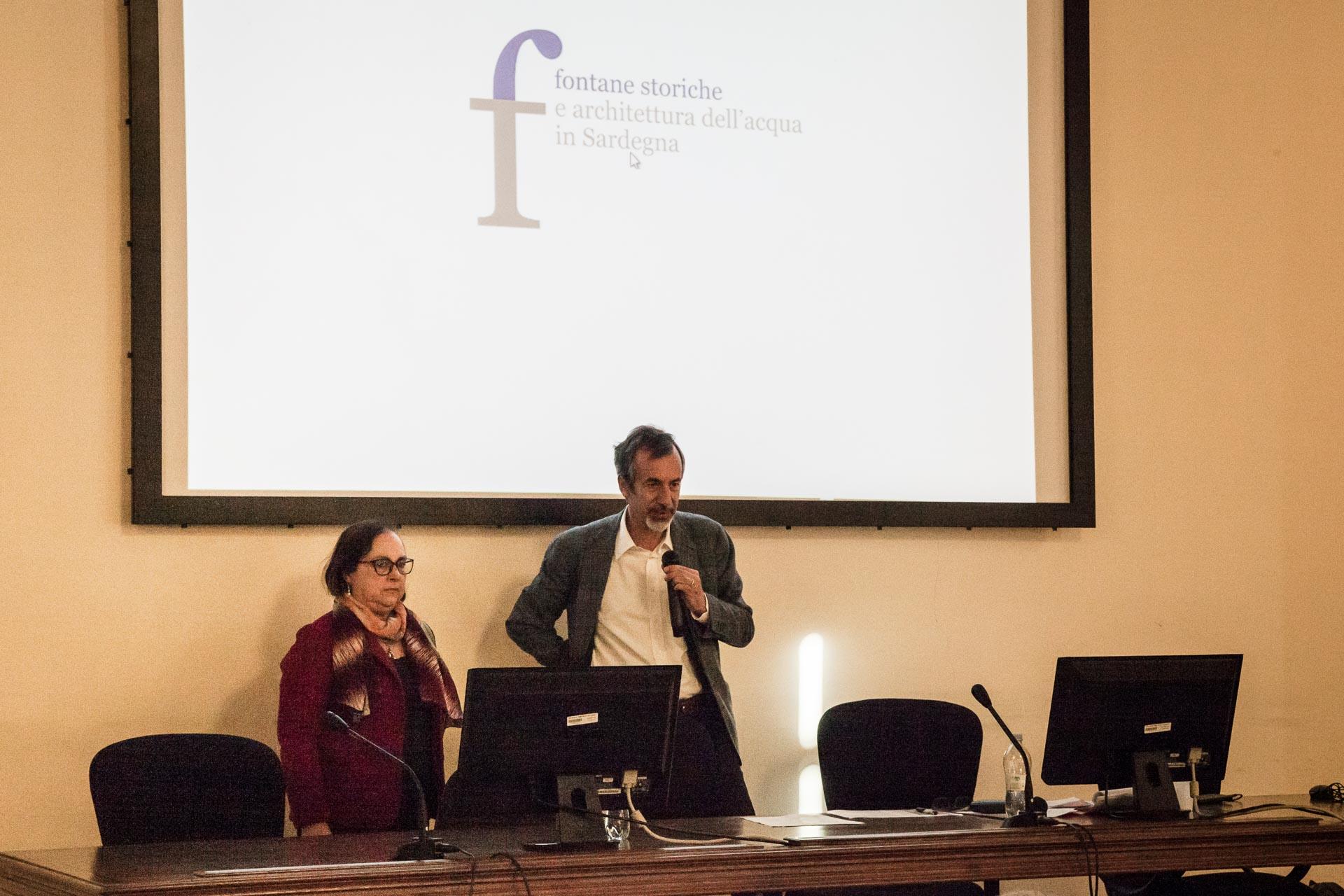 Fontane di Sardegna - Mostre e Convegni - 2